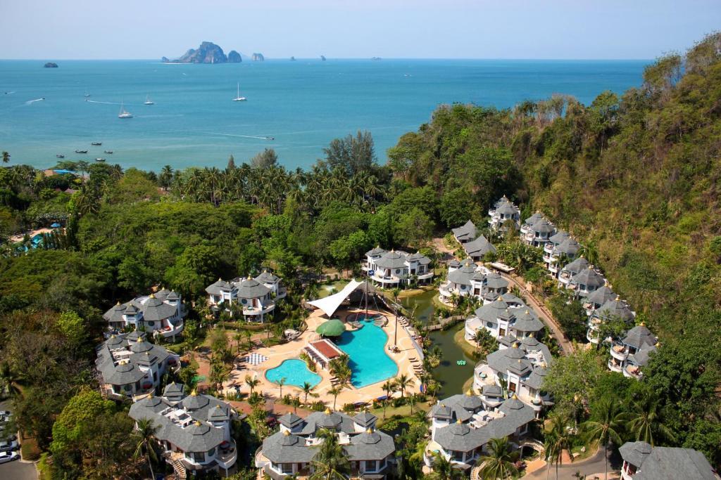 Krabi resort -puikus variantas mėgstantiems kokybę, bet norintiems būti įvykių sukūryje.