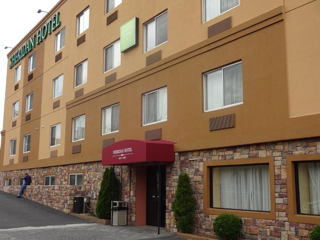 Sheridan Hotel.