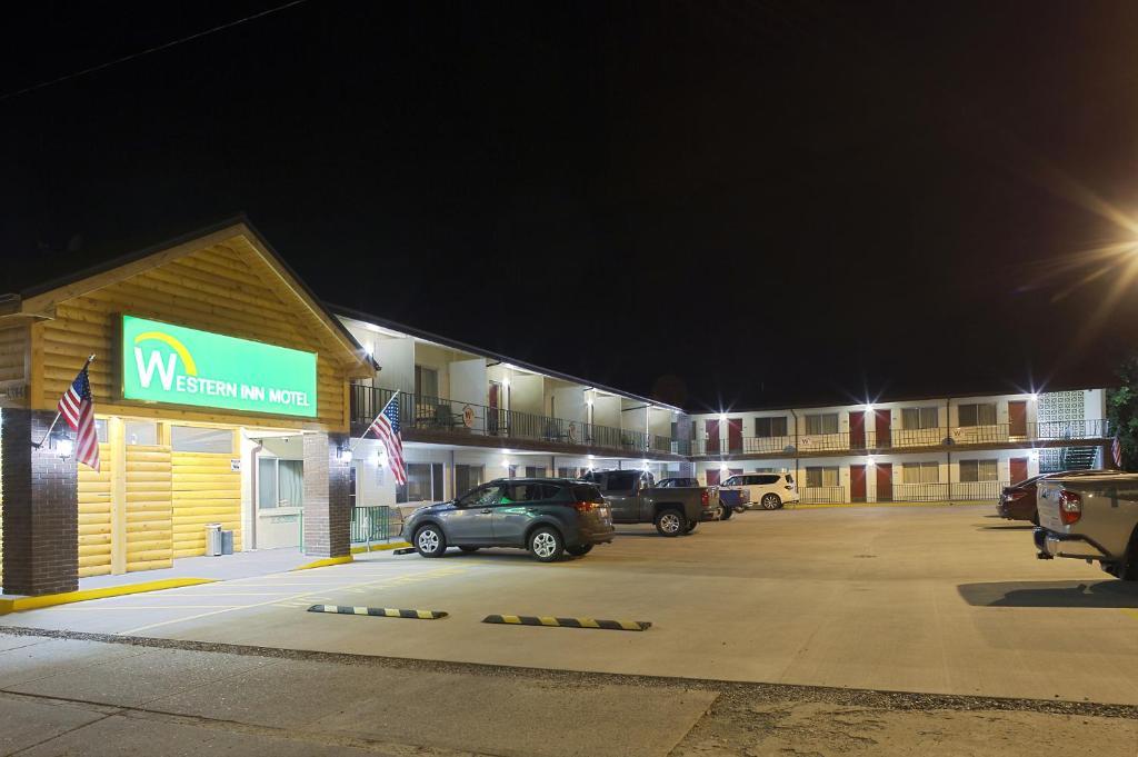 Western Inn Motel.