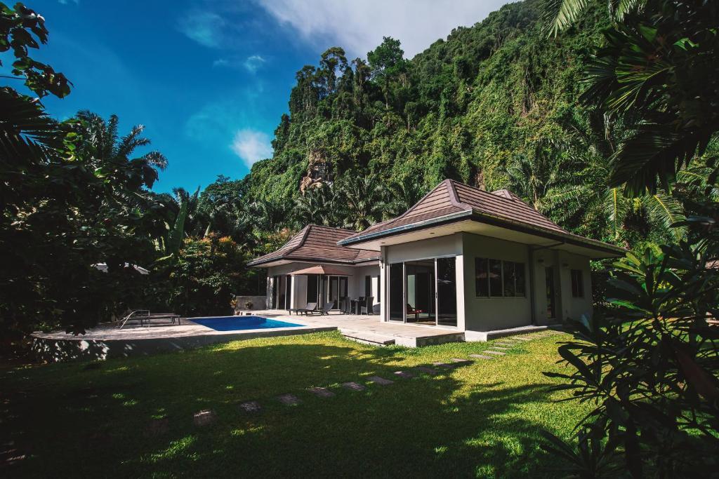 Eden villas Krabi