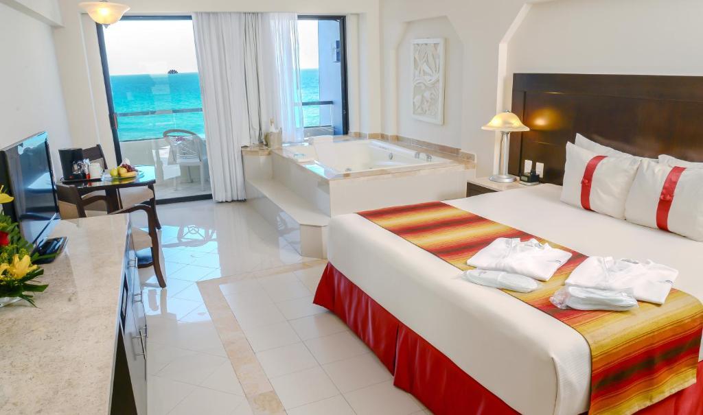 メキシコ ,カンクン,クラウン パラダイス クラブ カンクン オール インクルーシブ(Crown Paradise Club Cancun - All Inclusive)