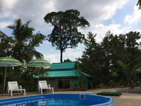 Nathai viešbutis Krabi, Ao Nange