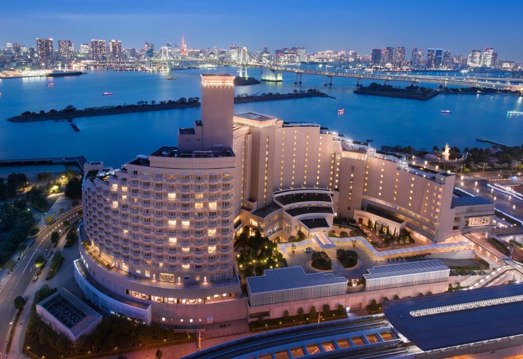 日本/東京,台場,ホテル日航東京(Hotel Nikko Tokyo)