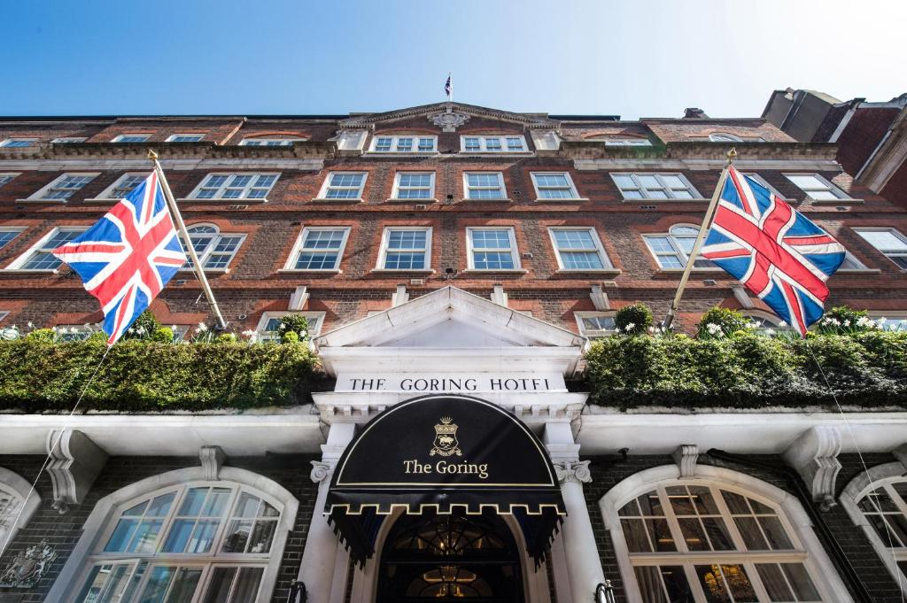 The Goring.