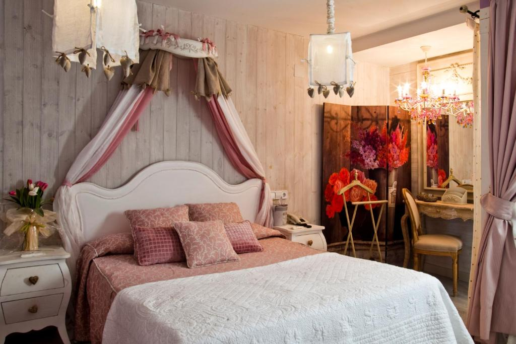 boutique hotels lleida provinz  241