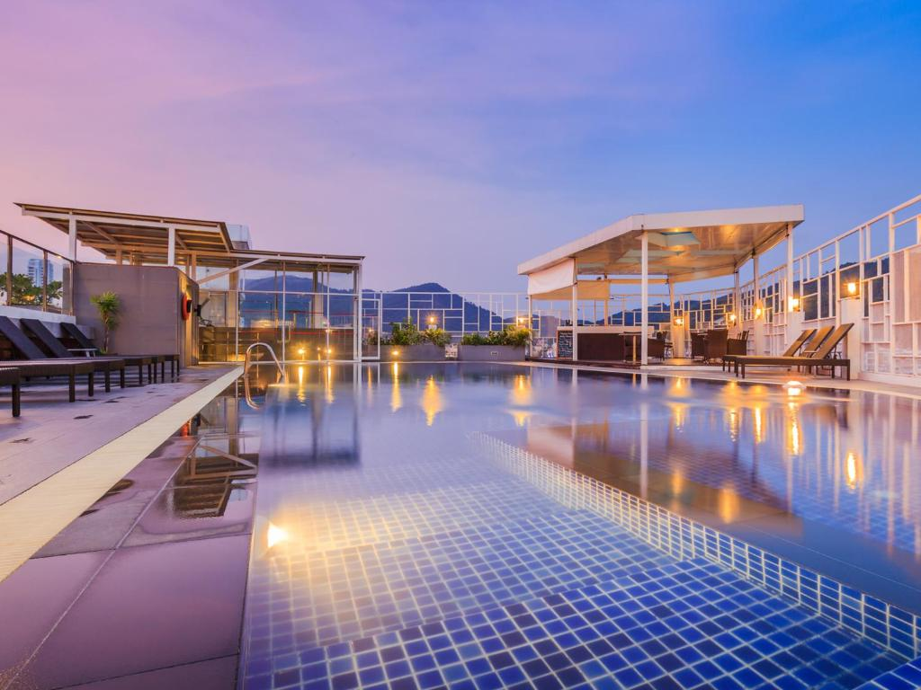 The Ashlee Heights Patong Hotel Spa