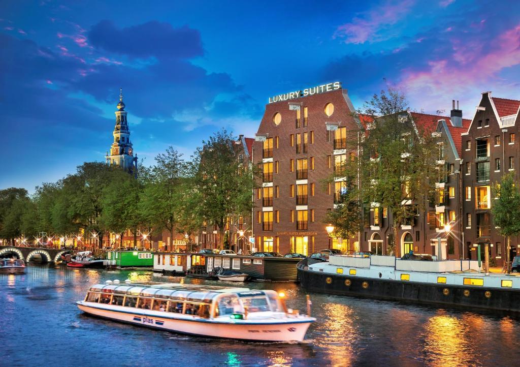 「ラグジュアリー スイーツ アムステルダム」の画像検索結果