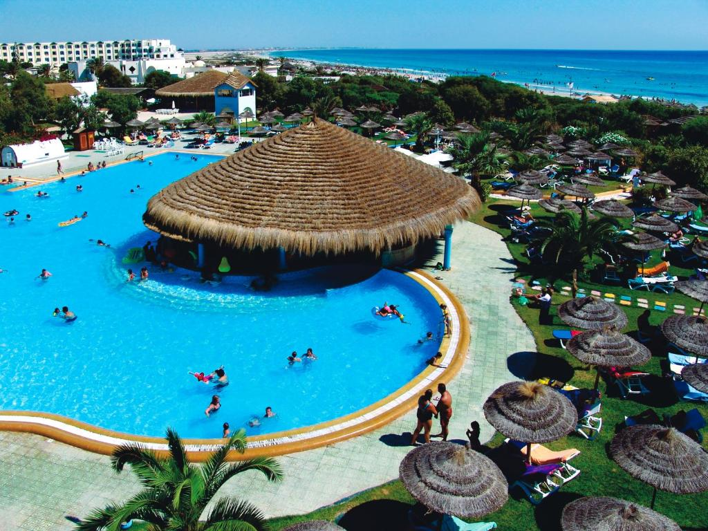 фото отель тунис махдия карибиан мягкие амбушюры, плотно