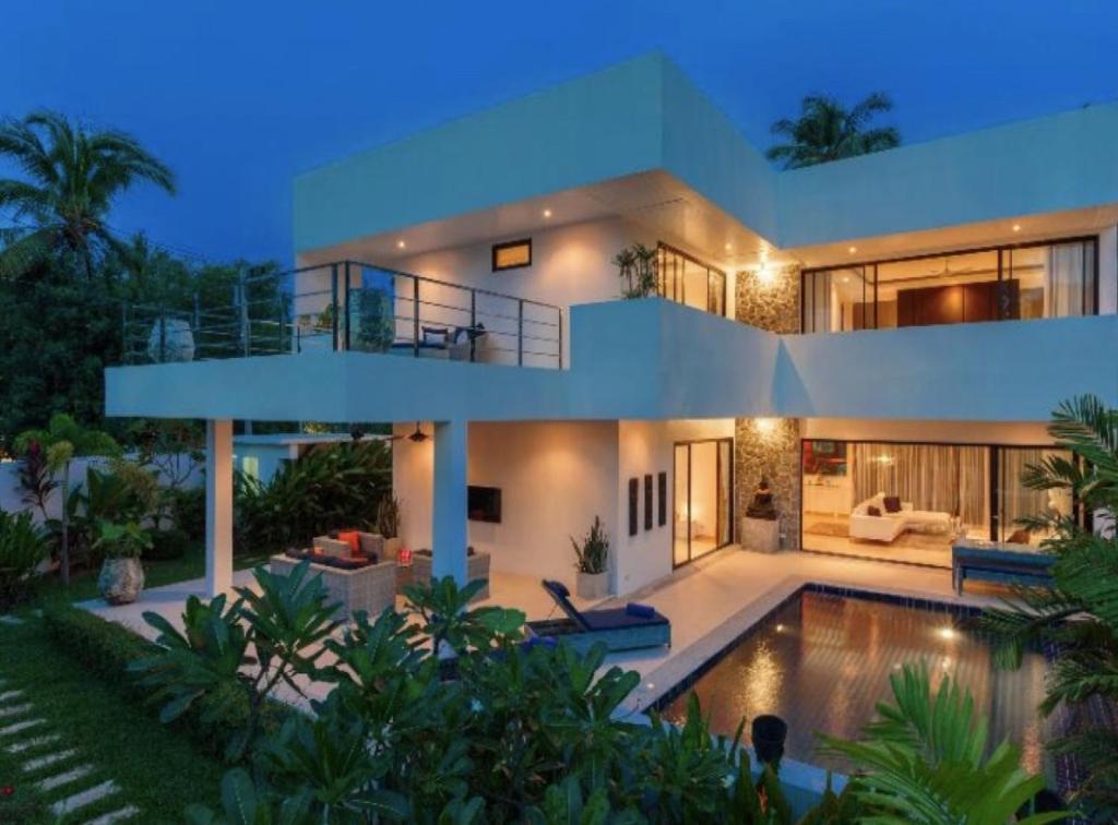 3 Bedroom Luxury Villa Siri Ban Tai