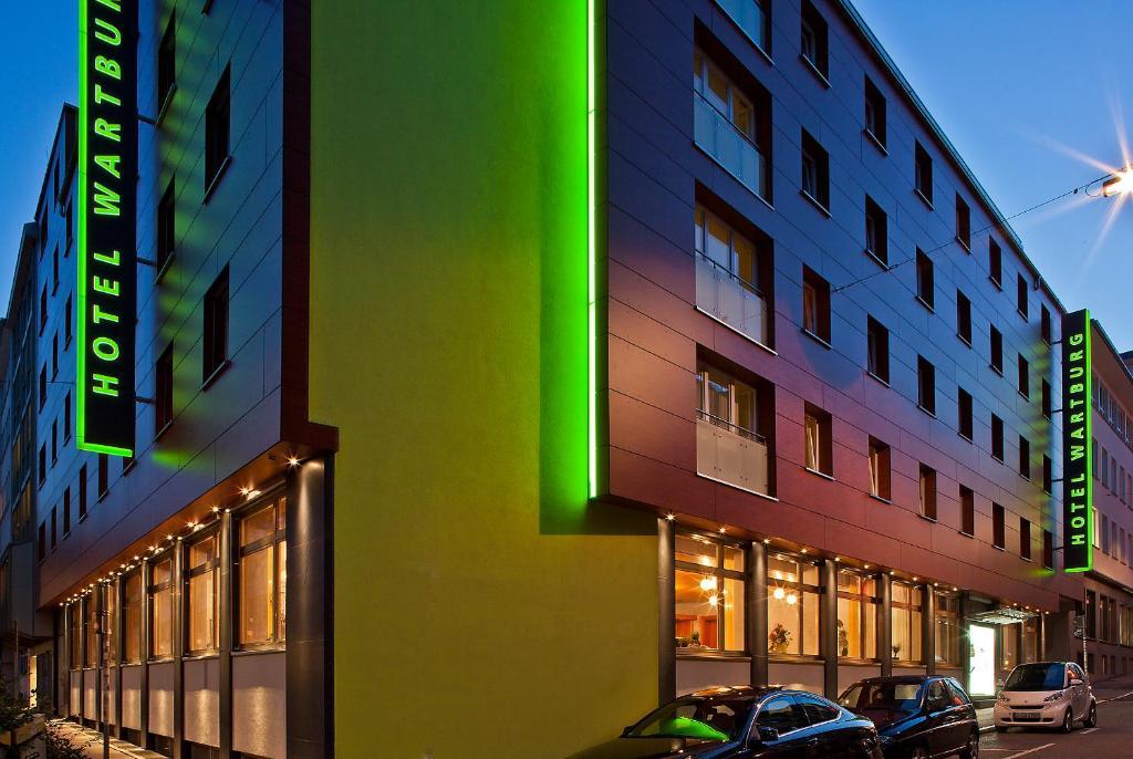 Отели Штутгарта в районе вокзала: Hotel Wartburg