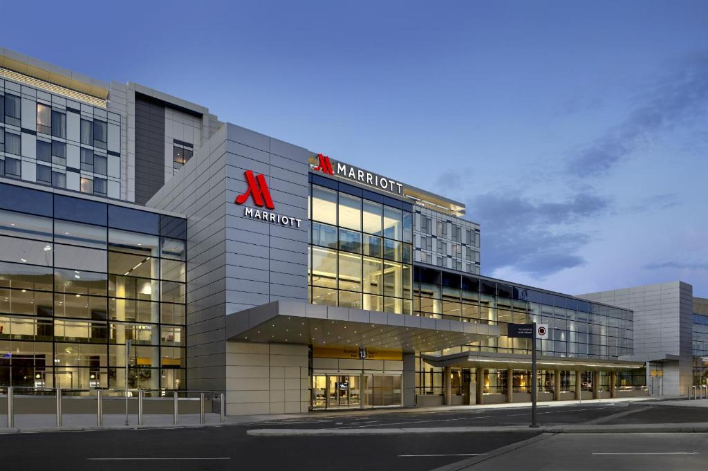 Calgary Airport by Marriott In-Terminal Hotel.