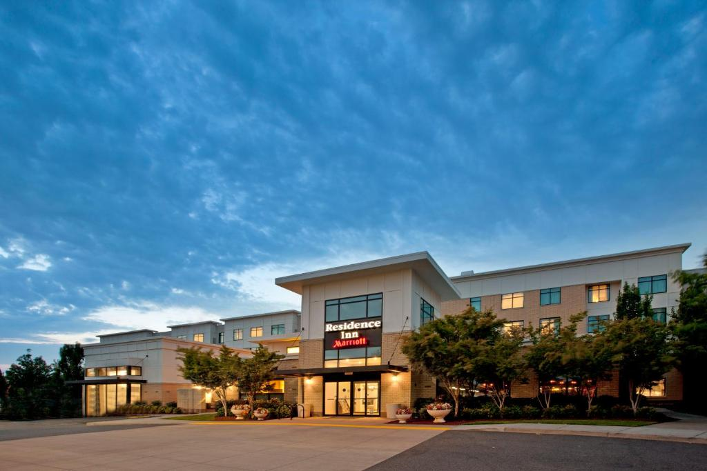 Residence Inn by Marriott Portland Airport at Cascade Station.