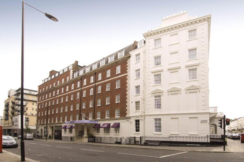 Premier Inn Victoria London.