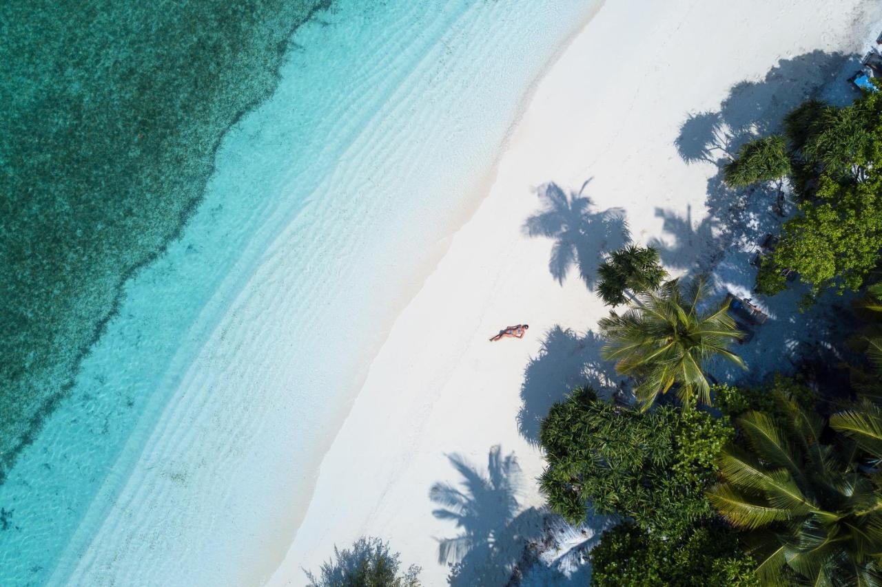 fehendhoo island aerial