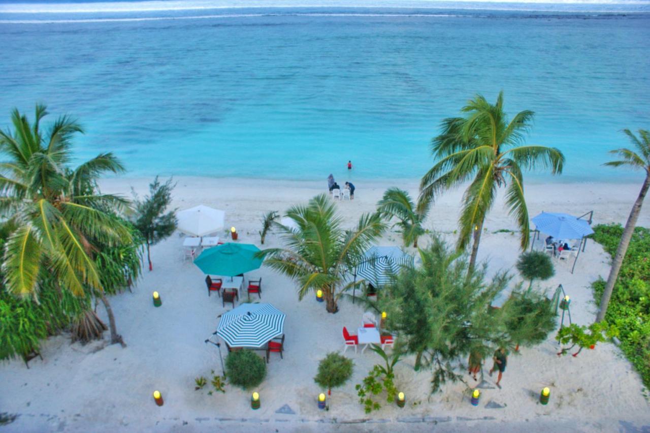 Rivethi Beach Hotel  удобства и сервис