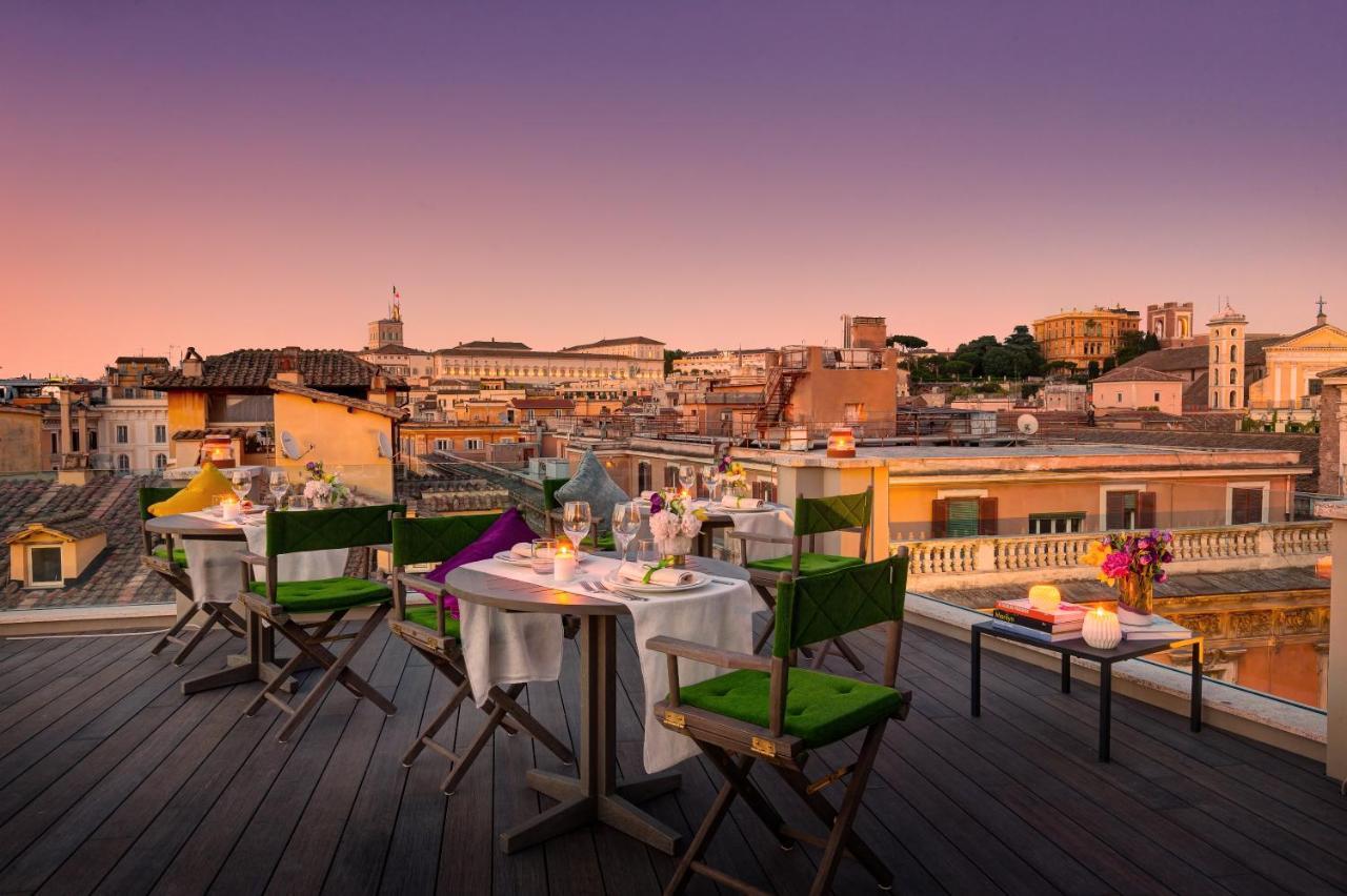 hoteles de lujo en Roma