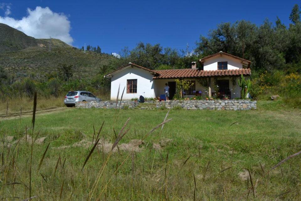 Casita de campo Huaraz Yungar เปรู - Booking.com