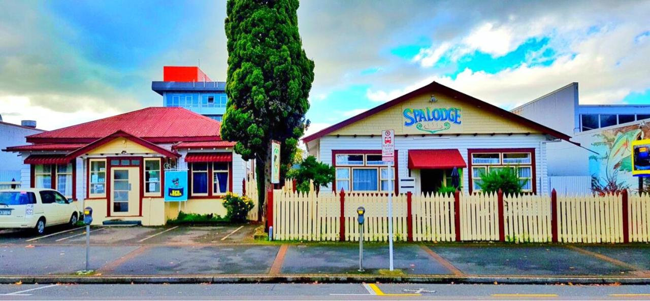 Spa Lodge Backpackers Rotorua