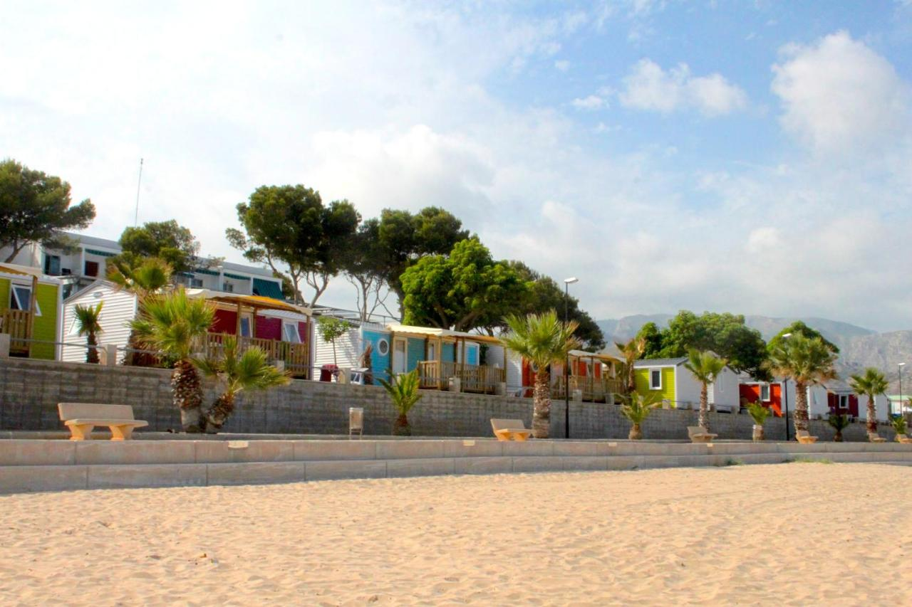 Camping-Bungalow-Resort-La Masia ปลัดจา เดอ ลัลมาดราวา สเปน - Booking.com