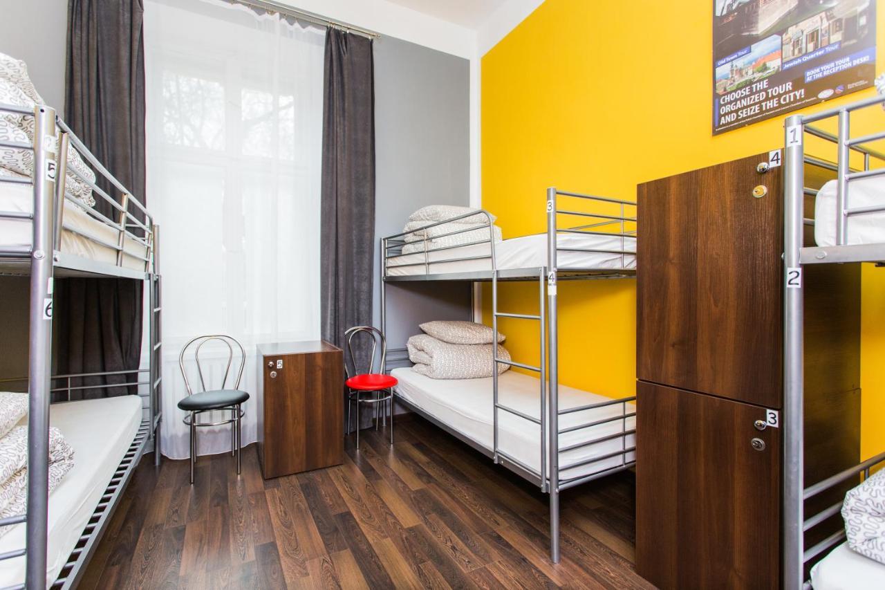One World Hostel in Kraków, Poland