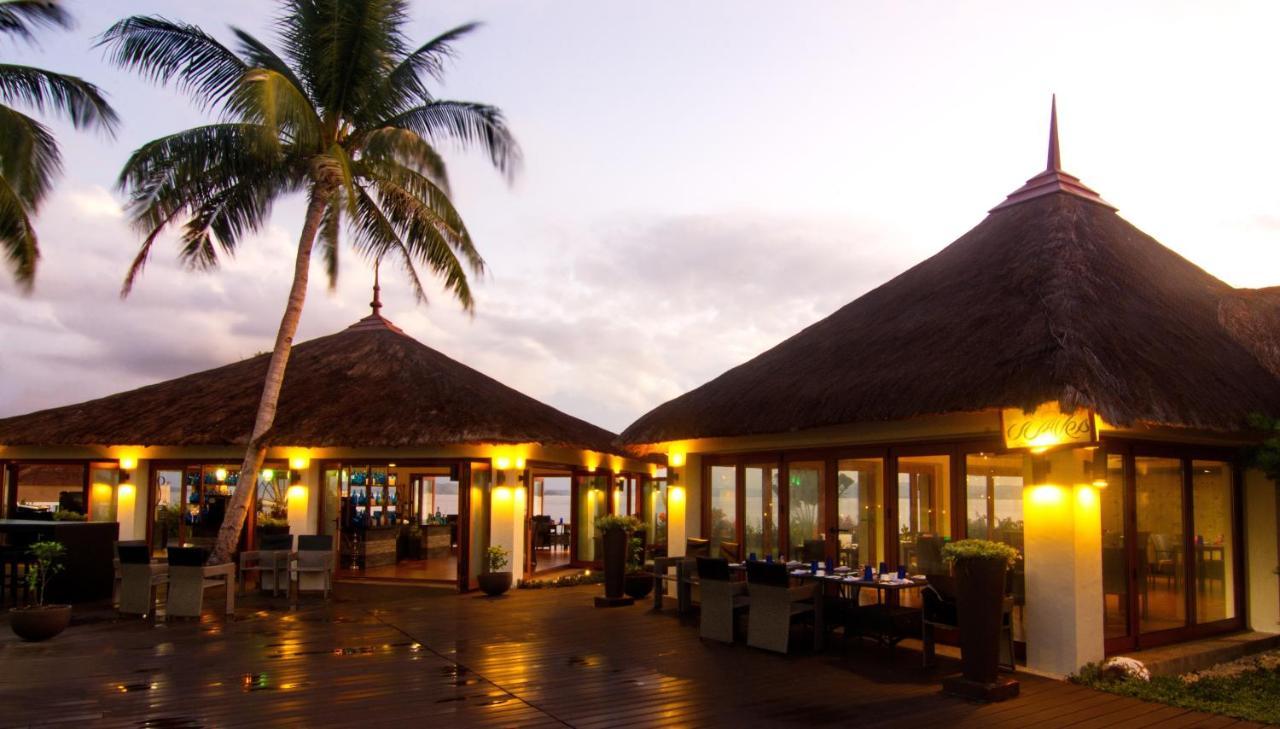 Незабываемый Гастрономический Опыт ждет Вас в Huma Island Resort