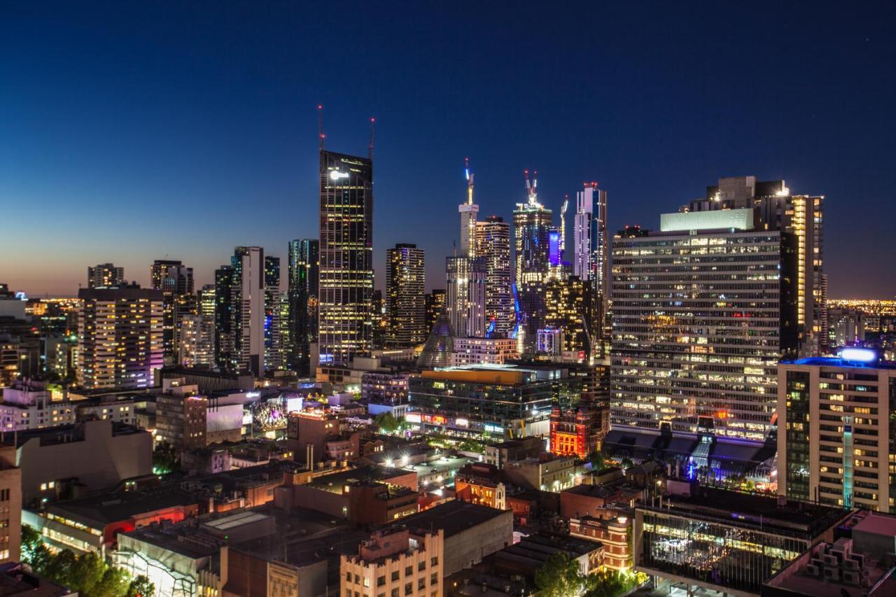 オーストラリア,メルボルン,シタディーン オン バーク メルボルン(Citadines on Bourke Melbourne)