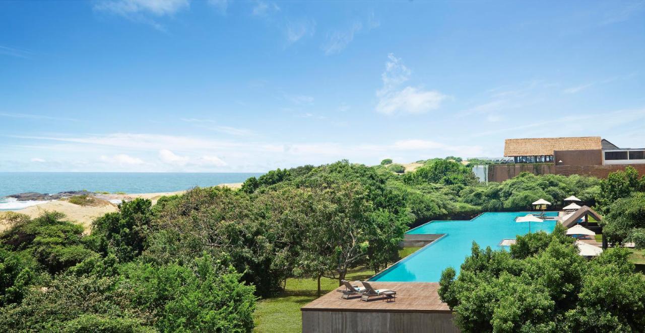 Шри-Ланка отель 5* на берегу океана