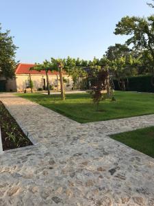 สวนหย่อมนอก Holiday home R. do Giestal