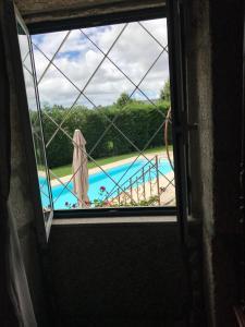 วิวสระว่ายน้ำที่ Holiday home R. do Giestal หรือบริเวณใกล้เคียง