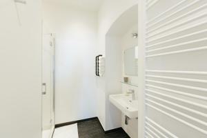 ห้องน้ำของ The newPAST Apartments