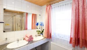 ห้องน้ำของ Haus Berthold