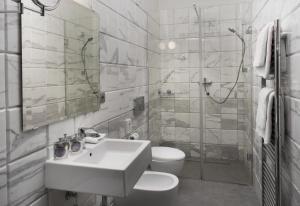 ห้องน้ำของ The Art House