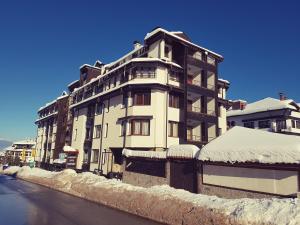 Apart Hotel Comfort ในช่วงฤดูหนาว