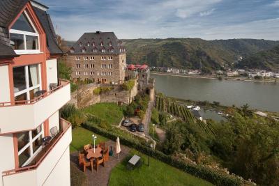 Romantik Hotel Schloss Rheinfels (萊茵費爾斯古堡羅曼蒂克酒店)