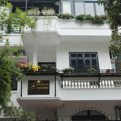 Le Plateau Hanoi Hostel