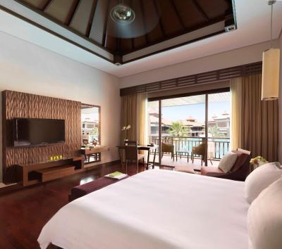 迪拜棕榈岛安娜塔拉度假spa酒店