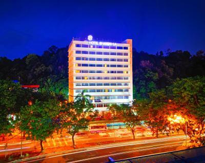 Hotel Shangri-la (香格里拉酒店)