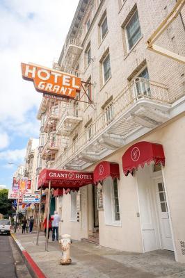 Grant Hotel (格兰特酒店)
