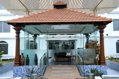 Pan pacific jalmahal resort mysore for Akash pacific cuisine