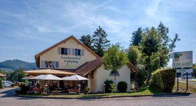 Landgasthof Camping (兰德嘎斯霍夫露营酒店)