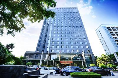 重庆财富中心戴斯商务酒店(商务型)