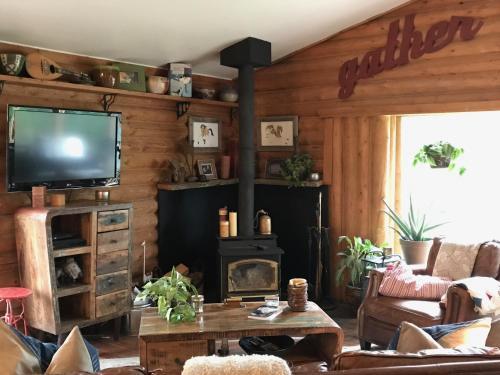 The Hobbit Farm House