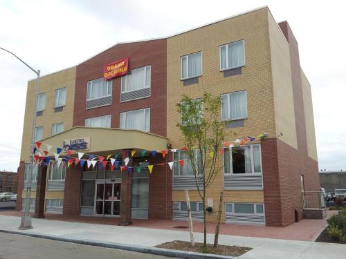 ホテル ブリス ブルックリン