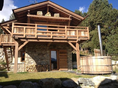 Le Lodge Des Prats