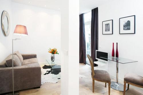 Luxury Apartment in Montorgueil 1&2