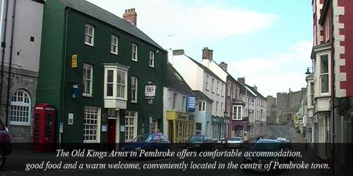 Old Kings Arms Hotel