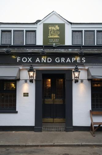 The Fox & Grapes.