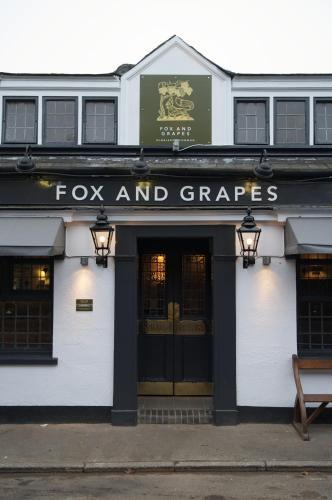 The Fox & Grapes.