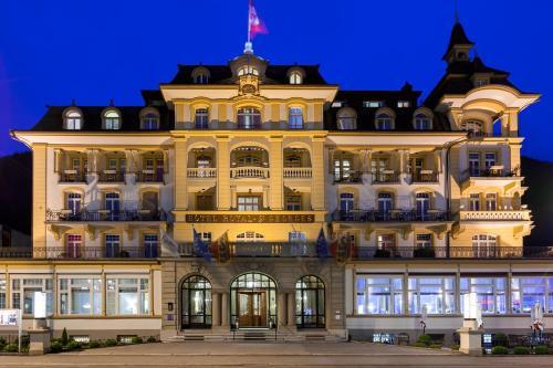 Hotel Royal St Georges Interlaken Mgallery by Sofitel
