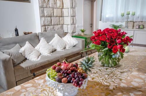 The spirit of Tzfat villa